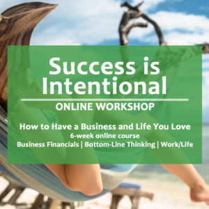 business success online workshop