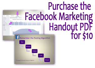 Facebook Marketing for Business Owners