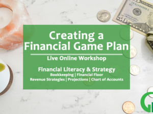 creating a financial game plan